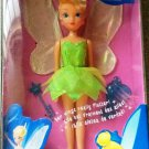 Hasbro Tinker Bell Disney's Return to Never Land Fluttering TinkerBell Doll with Accessories New