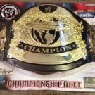 WWE Jakks Pacific Wrestling Smackdown Undisputed World Heavyweight Title Belt Kids NEW
