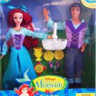Mattel Disney The Little Mermaid - Exclusive Edition - Ariel & Eric Dolls - Picnic Party Gift Set