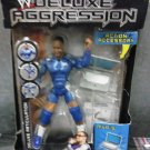 USED-Like New WWE DELUXE Aggression Series 11 Action Figure MVP with Breaking Laptop