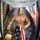 WWE Jakks Pacific Limited Exclusive Edition USA REY MYSTERIO Action Figure with Tag Team Belt New