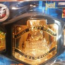 WWF WWE Jakks Pacific Wrestling 2001 Light Heavy Weight Championship Kids Classic Belt NEW