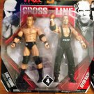 TNA Jakks Impact Wrestling Cross the Line Series 4 Eric Young & Kevin Nash Action Figure 2-Pack