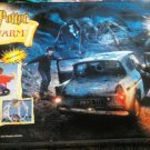 Mattel Hot Wheels Harry Potter Spider Swarm Race Track Set Flying Car Included New