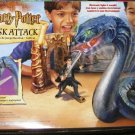 Mattel Harry Potter Electronic BASILISK Attack Action Figure Playset New