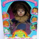 The Wizard of Oz Toddlers 12' L'il Scarecrow Doll Collector's Edition NEW