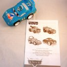 USED Like New Fisher Price Shake 'n Go Disney Pixar's Cars: Original Strip Weathers (aka the King)
