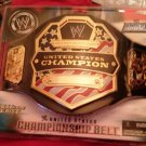 WWE Jakks Pacific Superstars Wrestling 2004 US United States Championship Belt SmackDown NEW