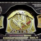 WWE Jakks Pacific RAW World Wrestling Entertainment Championship Spinning Belt [Boxed Edition]