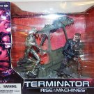 McFarlane Toys T-3 Terminator Rise of the Machines T-X Terminatrix Action Figure New