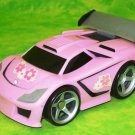 USED Fisher Price Shake 'n Go! EXOTIC CAR Pink Racer Vehicle with Sound & Action