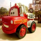 USED Fisher Price Shake 'n Go! Disney Pixar's Cars Tow Mater Truck Rescue Squad Fire Engine