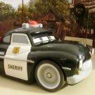 USED Fisher Price Shake 'n Go Disney Pixar's Cars The Movie: Radiator Springs SHERIFF Police Car