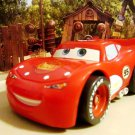 USED Fisher Price Shake 'n Go Disney Pixar's Cars: Original Piston Cup Lightning McQueen #95