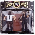 WWE Jakks Classic Superstars Exclusive Limited Edition MANKIND vs UNDERTAKER Action Figure 2 Pack