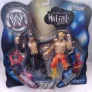 WWE Jakks Pacific Ringside Rivals Fatal Showdown The Undertaker vs Hulk Hogan Action Figures 2-Pack