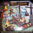 Mega Bloks - 1016 - Pirates of the Caribbean 2 - Dead Man's Chest - Port Royal - 150 Pcs NEW