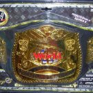 WWE Jakks Pacific Wrestling Superstars 2007 World Tag Team Championship Kids Classic Belt NEW