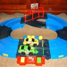 USED Fisher Price Shake 'n Go Pixar Toy Story 3 Raceway with Woody & Buzz Lightyear Vehicle Racers