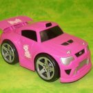 USED Fisher Price Shake 'n Go! Race CAR Pink Racer Vehicle with Sound & Action Toys r Us Exclusive