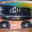 Mattel Hot Wheels Monster Jam 2011 1:24 Scale BATMAN Die-Cast Truck NEW