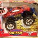 Mattel Wheels TYCO R/C 6.0V Remote Control Monster Jam Spider-Man Truck NEW