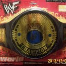 WWF WWE Jakks World Wrestling Federation Champion Kids Classic Winged Championship Title Belt NEW