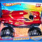 Hot Wheels Monster Jam 2012 30th Anniversary IRON MAN 1:24 Scale Die Cast Truck New