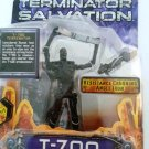 Playmates Terminator Salvation - T-700 Action Figure with Resistance Crushing Angle Iron New