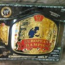 WWE Jakks Pacific Wrestling Kids Classic European Championship Belt New