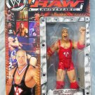 WWE TNA Jakks Pacific Wrestling RAW Tenth 10th Anniversary Kurt Angle Action Figure 2003 New