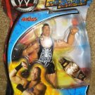 WWE Jakks Pacific Wrestling Off the Ropes RVD Rob Van Dam Action Figure with Championship Belt New