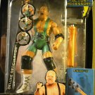 WWE Wrestling DELUXE Aggression Series 6 Action Figure Finlay with Crushing Sleight Hammer NEW