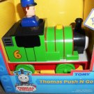 Tomy Thomas & Friends Push n Go No. 6 Percy NEW