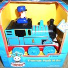 Tomy Thomas & Friends Push n Go No. 1 Thomas the Tank Engine NEW