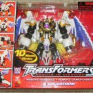 Hasbro Transformers Robots In Disguise Decepticon GALVATRON New