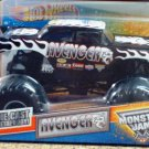 Mattel Hot Wheels Monster Jam 2011 1:24 Scale BLACK AVENGER Die-Cast Truck NEW