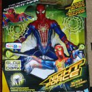 Hasbro The Amazing Spider-Man Night Force Motorized Web-Shooting Spider-Man Glows in the Dark New