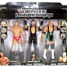 WWE Jakks Pacific Exclusive DELUXE Aggression Undertaker, Mr. Kennedy & Finlay Action Figures New
