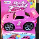 Fisher Price Shake 'n Go! Race CAR Pink Racer Vehicle with Sound & Action Toys r Us Exclusive New