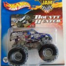 Mattel Hot Wheels 2002 Monster Jam Metal Collection #35 BOUNTY HUNTER Vehicle - 1:64 Scale Truck New