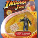 Hasbro Indiana Jones Movie Action Figure Series 2 Mutt Williams [ Kingdom of the Crystal Skull ]