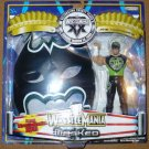 WWE Jakks Pacific Wrestlemania XX 20 Masked Series Hurricane Gregory Helms Action Figure with Mask