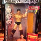 WWE Jakks Pacific Deluxe Aggression 19 TED DIBIASE Action Figure with Breakaway Bench New
