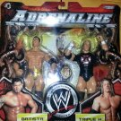 WWE Jakks Adrenaline Series 12 Batista & Triple H Action Action Figure 2 Pack New
