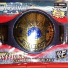 WWF WWE Jakks Wrestlemania XV World Wrestling Federation Champion World Championship Title Belt