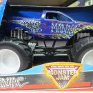 Mattel Hot Wheels Monster Jam 2008 MANIAC 1:24 Scale Die Cast Truck New