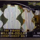 WWE Jakks Pacific Wrestling Ted Dibiase's Million Dollar Championship Belt with Action Figure NEW