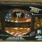 WWE Jakks Pacific Exclusive US United States Championship Belt with MVP Action Figure NEW