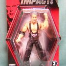 TNA Jakks Pacific Impact WRESTLING Deluxe Impact Series 3 Kevin Nash Action Figure New